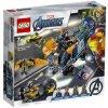 LEGO Super Heroes 76143 Avengers: Boj o náklaďák