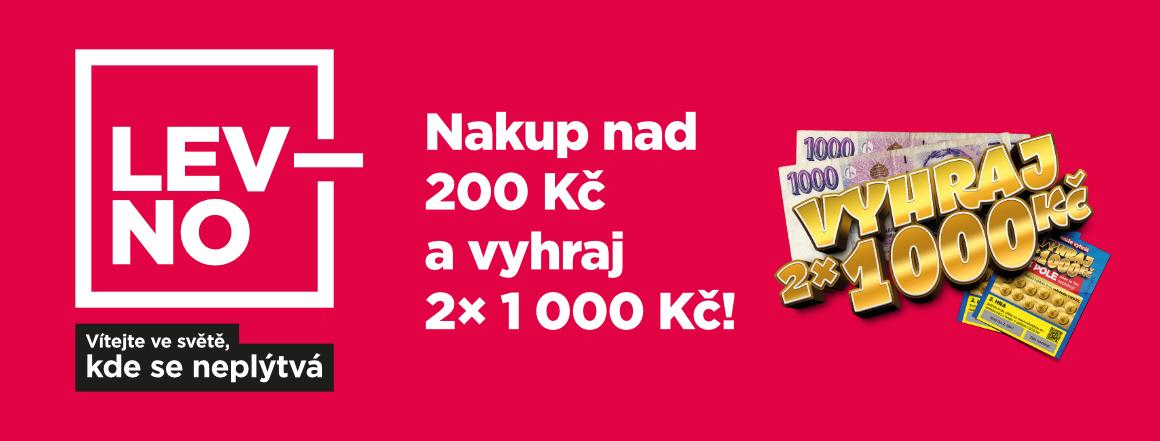 Vyhraj 2x 1000 30. 8. 20 - Blesk - deskop