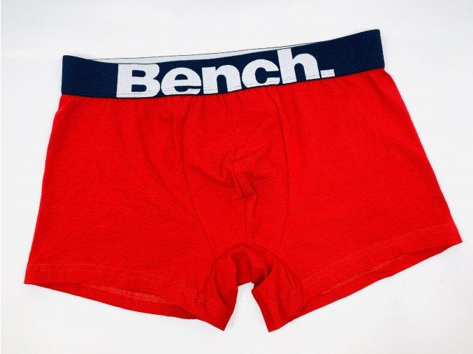 Pánské boxerky Bench - červené (NÓBO L)