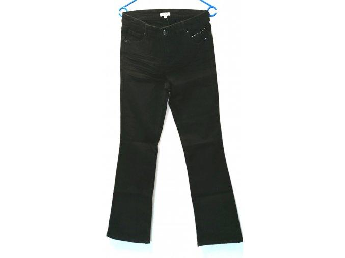 Dámské džíny Phildar černé (Velikost 44)