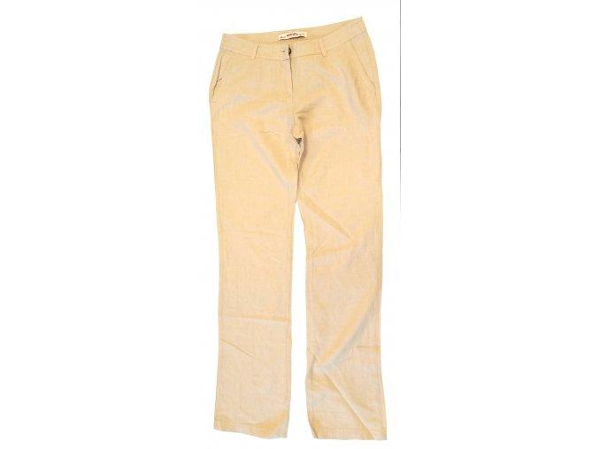 11255 damske letni kalhoty amos bezove