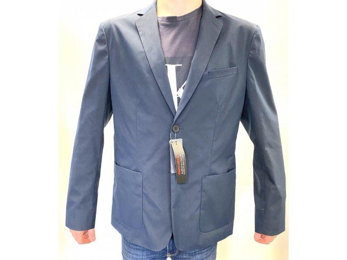 Pánské nepromokavé sako Devred tmavě modré (Velikost 56)