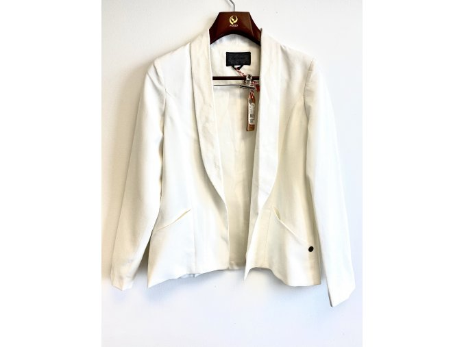 Dámské sako Lee Cooper bílé