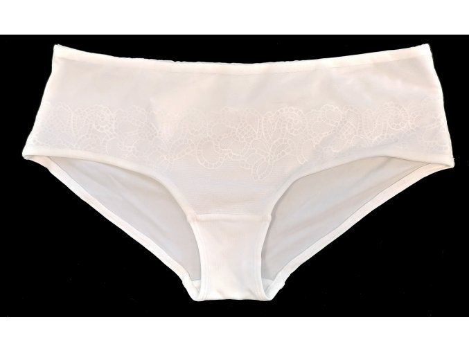 dámské kalhotky Livera bílé (Velikost XL)