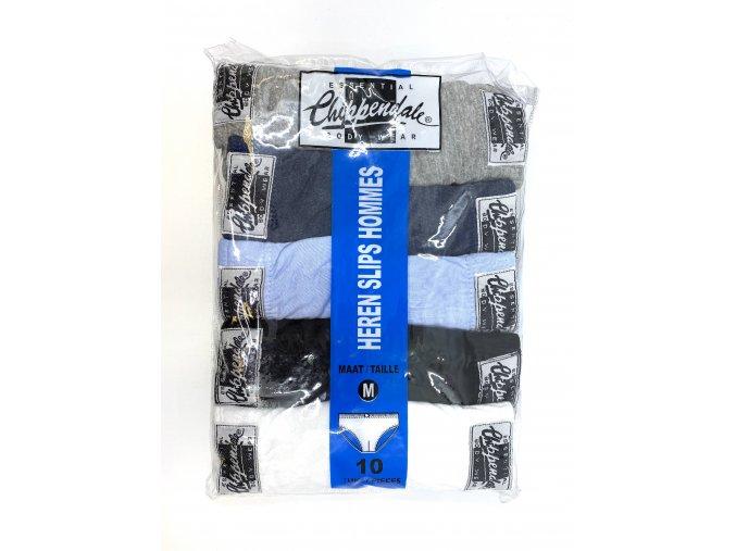 Pánské slipy Chippendale 10ks (Velikost XXL)