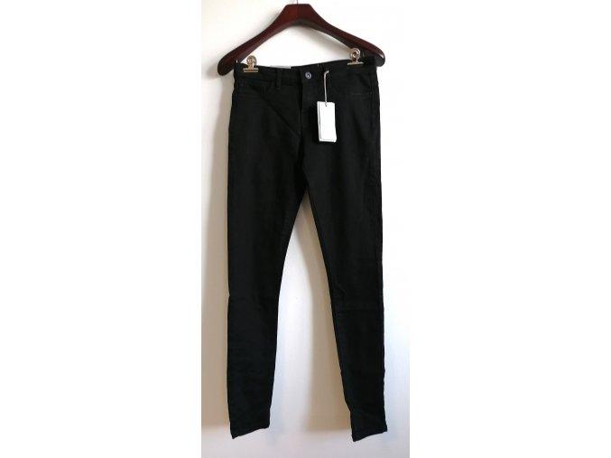Dámské skiny jeans Bench černé (druh W27/30L)