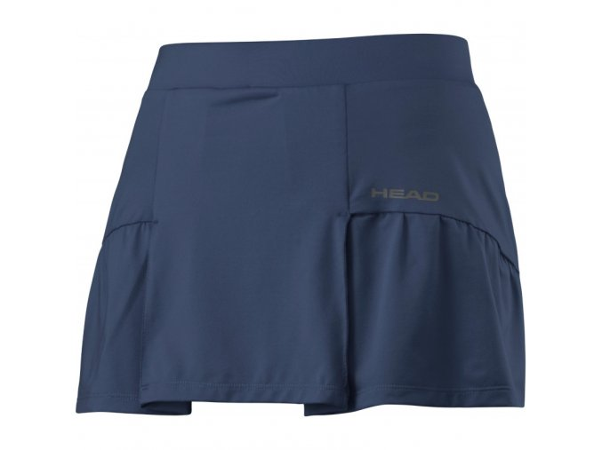 816677nv head club basic girl s skirt navy