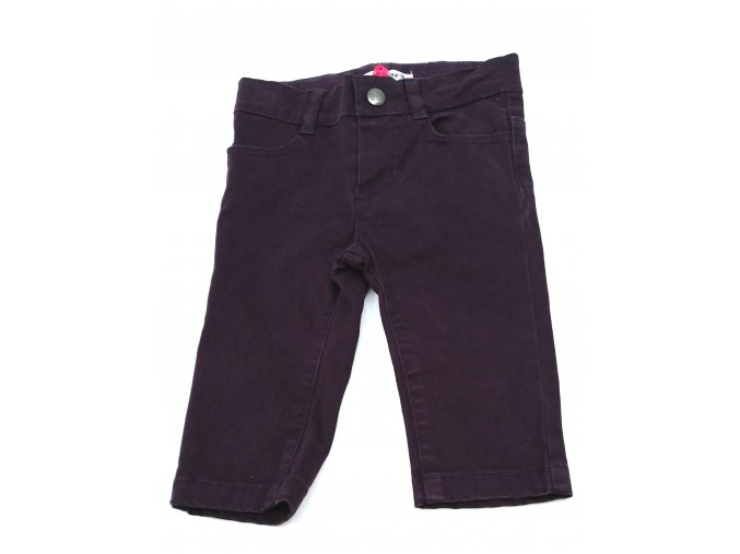 Dětské kalhoty Marése fialové (Velikost 81)