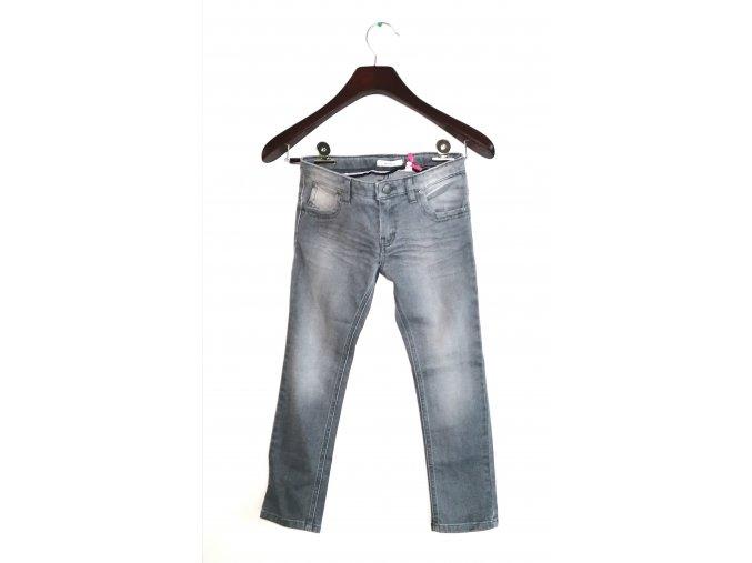 Dětské džíny Marése šedé (Velikost 126)