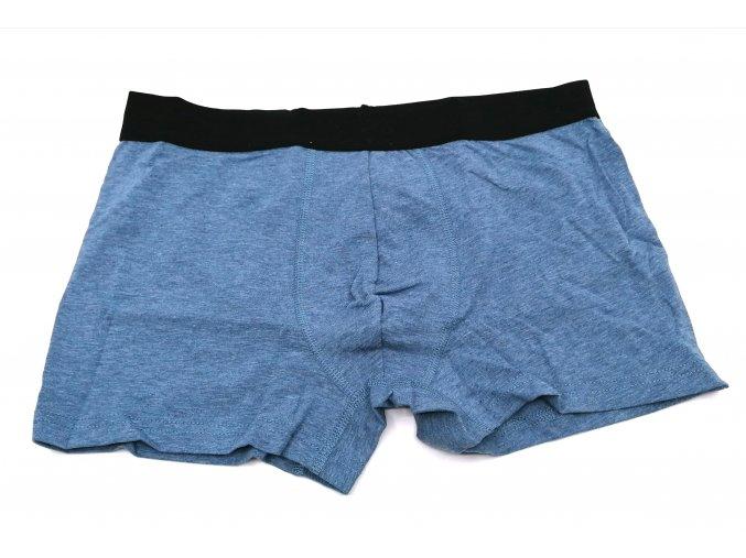 Pánské boxerky KYGOLIFE 1ks, modré (Velikost S)