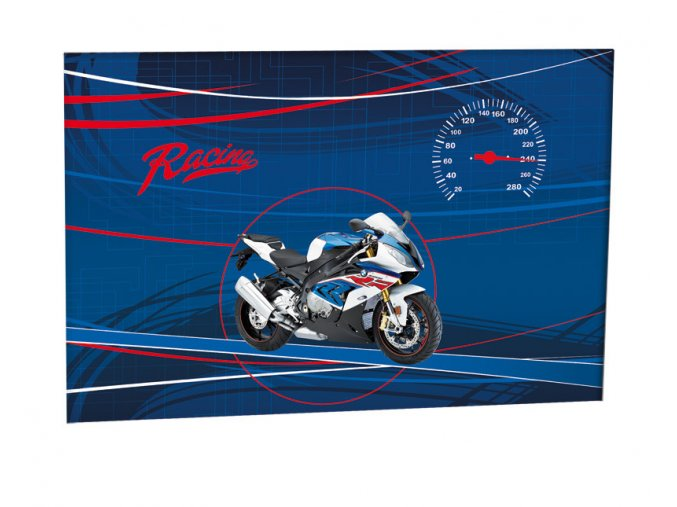 podlozka na stul 60x40cm stil speed racing~max