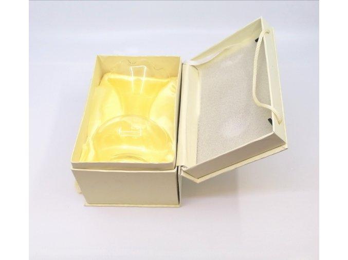 14930 2 dekorativni sklenena vazicka v darkove krabicce