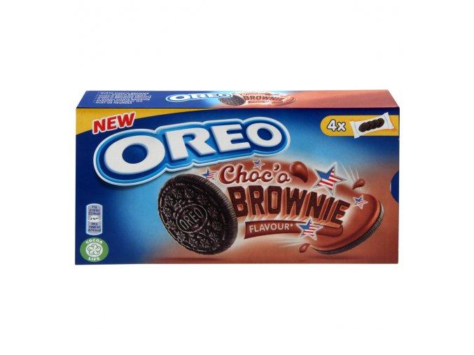 Cookies Oreo Choco Brownie 176g Image 1 Zoom image