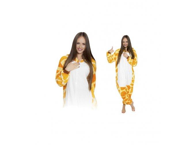 plzyrafa kigurumi onesie dres pizama kombinezon (2)