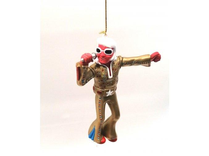 Shaking Man- tančící figurka do auta