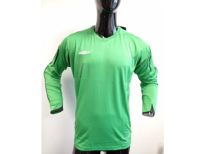 Brankářský dres Umbro- zelený