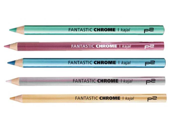 p2 fantastic chrome kajal