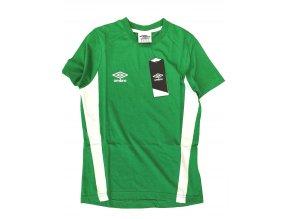 UMBRO t-shirt poly cotton prima sportovní dětské triko, vel. 146