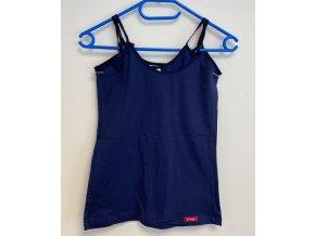 Dámská košilka 2ks v balení Gomati - modrá