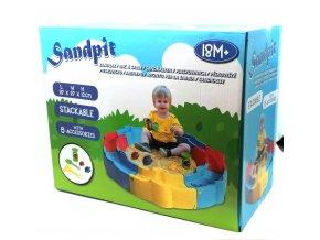 10538 sandpit detske skladaci piskoviste hracky