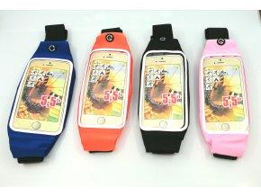 """Sportovní ledvinka pro mobilní telefon, displej 5,5"""""""