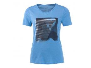 HEAD dámské triko světle modré (velikosti XS)