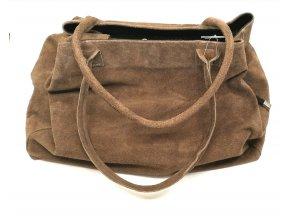 Pulicati- dámská kabelka- světle hnědá