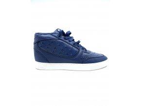Pánské boty sneakers parsiennes Sixth June - modré (velikosti 44)