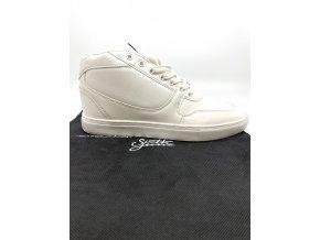 Pánské boty sneakers parsiennes Sixth June - bile (Velikost 44)