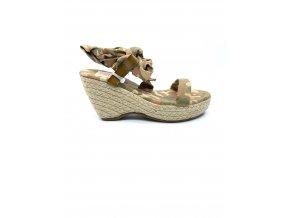 Dámské letní sandály Coolway - Army