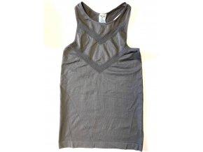 Dámské sportovní tílko Climawear tmavě modré (Velikost S)