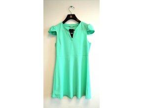 Dámské šaty RP TAMAR zelené- mint