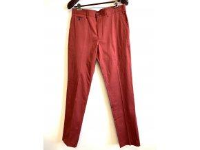 Pánské strečové kalhoty Dosgalgos červené (Velikost 46)