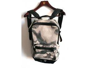 UNISEX batoh Stihlorgan s vyztuženými zády,maskáčový