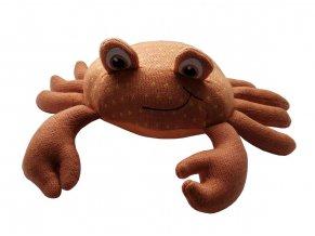 Plyšová zvířátka krab