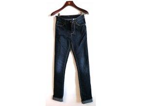 Dámské rovné džíny Monkee genes tmavě modré (Velikost 29)