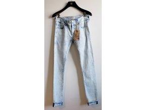 Dámské skinny jeans COJ, světlemodré (Velikost W33/L34)
