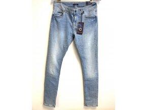 Dámské skinny jeans Cupof Joe světle modré (Velikost W34/L32)