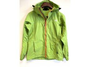 Dámská funkční šusťáková bunda Millet zelená