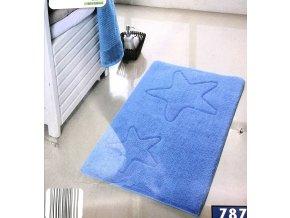 Luxusní koupelnový koberec 80x100cm Home creation