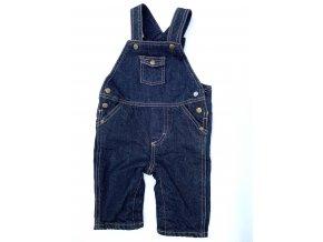 Dětské džíny s laclem Marése (Velikost 74)