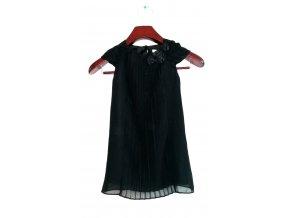Dívčí šaty sváteční Marése černé (Velikost 114)
