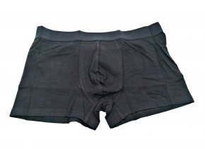 Pánské boxerky KYGOLIFE 1ks, černé (Velikost S)