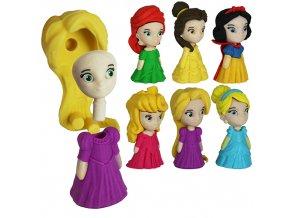 13079 2 3d puzzle postavicky disney princess