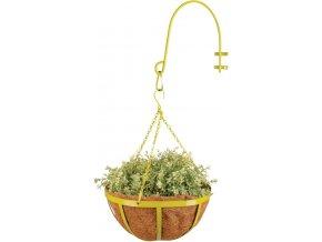 Závěsný systém na květináč (Barva zelená)