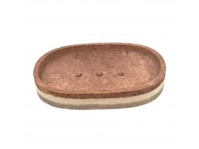Keramická podložka na mýdlo