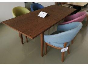 14. designové čalouněné židle