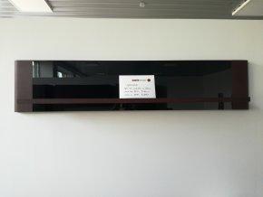 Designová polička na stěnu GRANDE