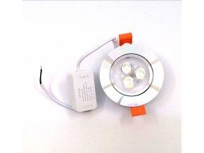 Stropní svítidlo LED - 4 varianty (druh 4)