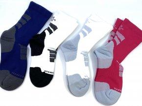 Tommie Copper- kompresní ponožky/podkolenky (Tommie Copper žlutá vel. 2-6.5)